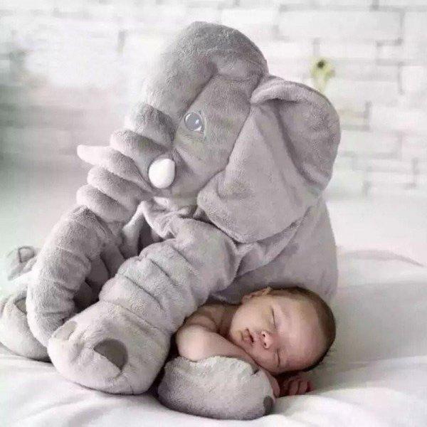 pernuta din plush elefant
