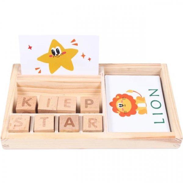 cartonase si cuburi din lemn sa invatam engleza 4