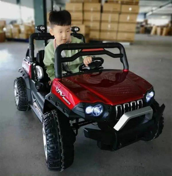 masinuta electrica pentru copii utv cu 2locuri 8
