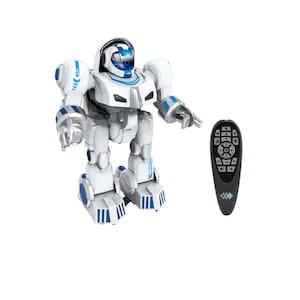 robot inteligent cu telecomanda si amprenta 10