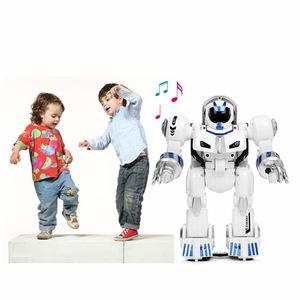 robot inteligent cu telecomanda si amprenta 3
