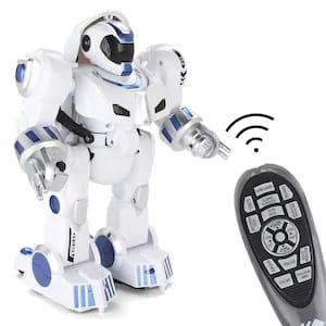 robot inteligent cu telecomanda si amprenta 6
