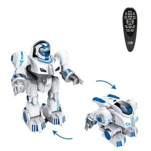 robot inteligent cu telecomanda si amprenta 9