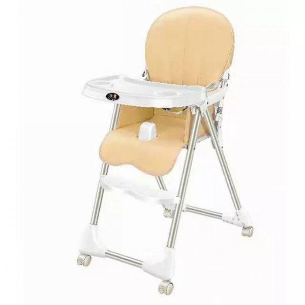 scaun galben