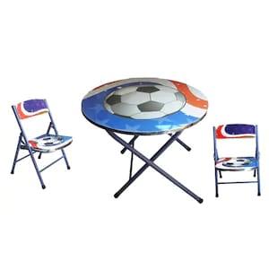 set masa pliabila cu 2 scaunele