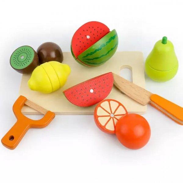 set tavita cu fructe si legume de feliat 3