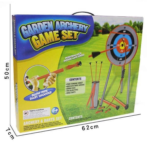 set tir cu arc pentru copii 1