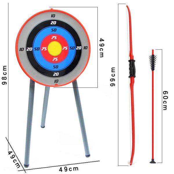 set tir cu arc pentru copii 2