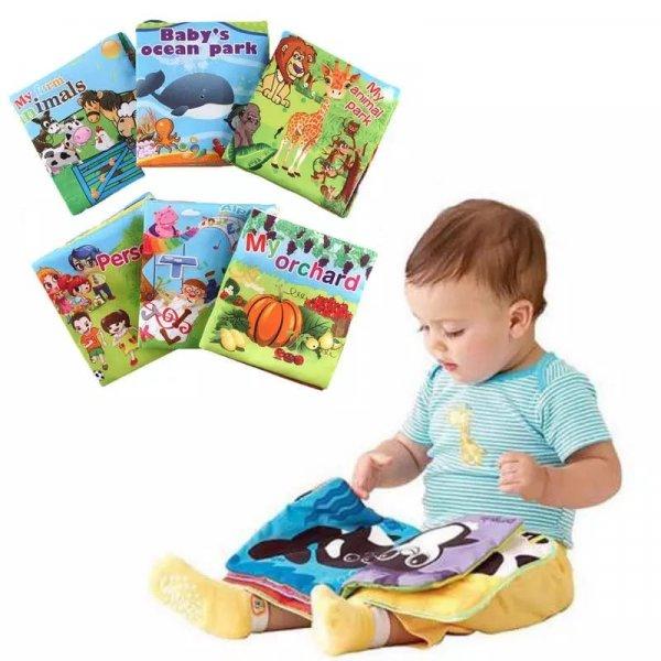 set carti cognitive bebe