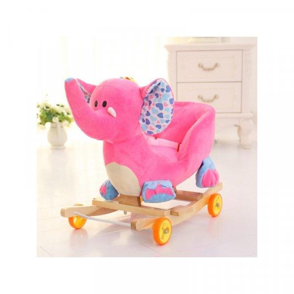 balansoar elefant roz