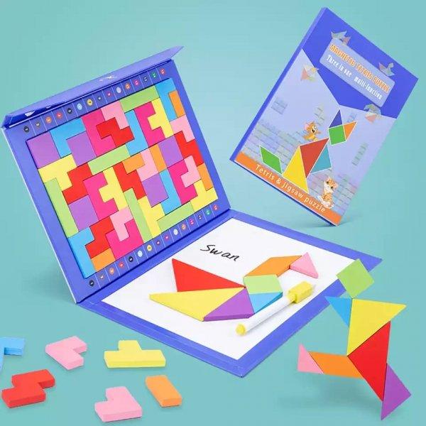 carte magnetica tetris
