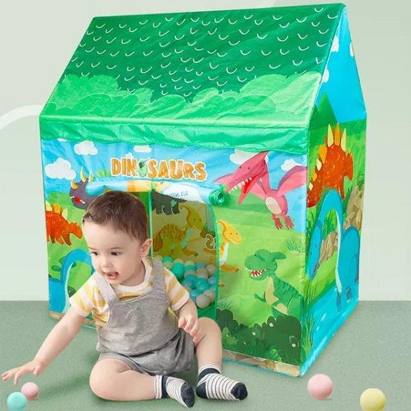 cort de joaca lumea dinozaurilor 2