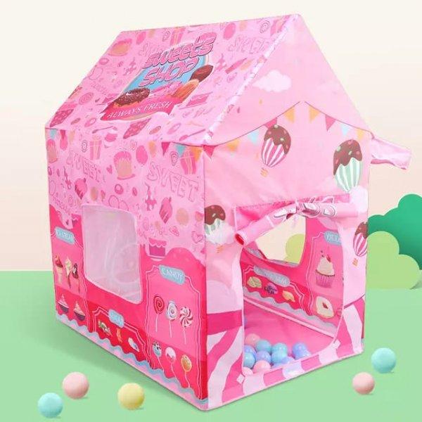cort de joaca magazin de dulciuri 2