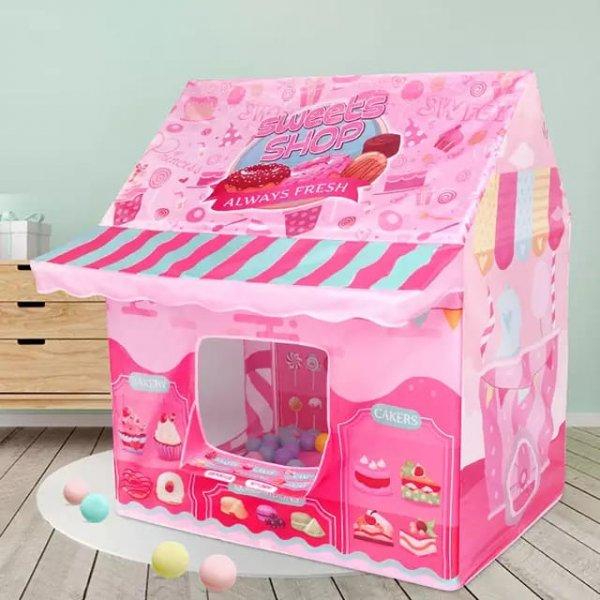 cort de joaca magazin de dulciuri