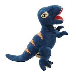 dinozaur din plus albastru 50cm 1