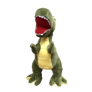 dinozaur din plus verde 50cm 2