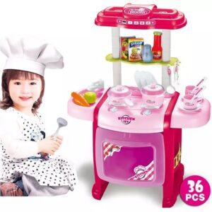 bucatarie de jucarie happy kitchen