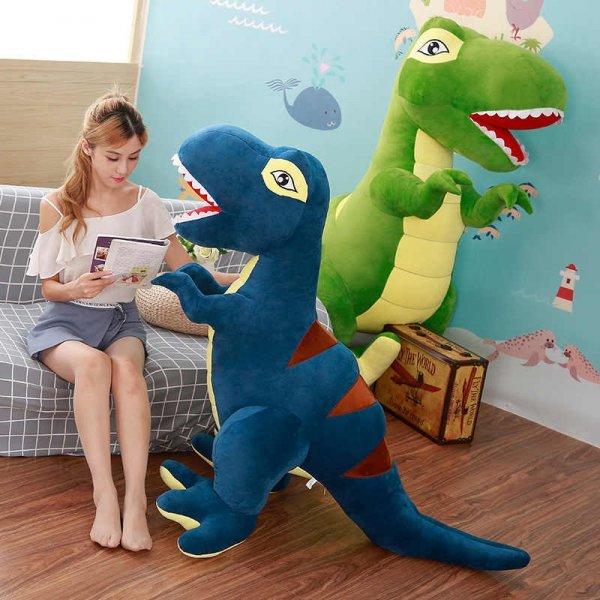 jucarie de plus dinozaur