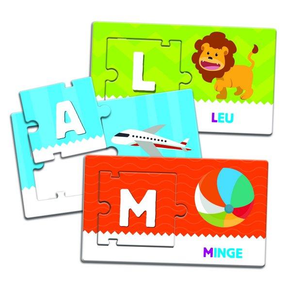 joc educativ alfabetul