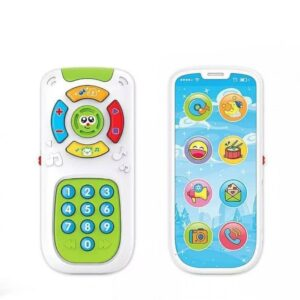 jucarie interactiva bebe telefon