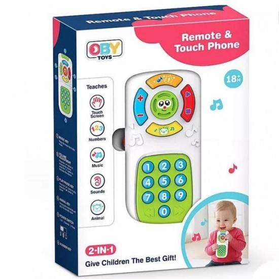 telefon de jucarie 2in 1