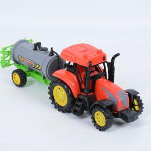 tractor cu cisterna de jucarie