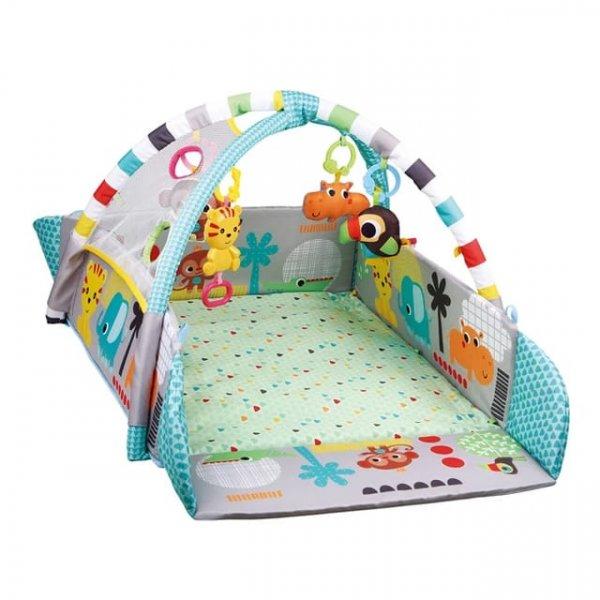 centru de activitati bebe 5in1