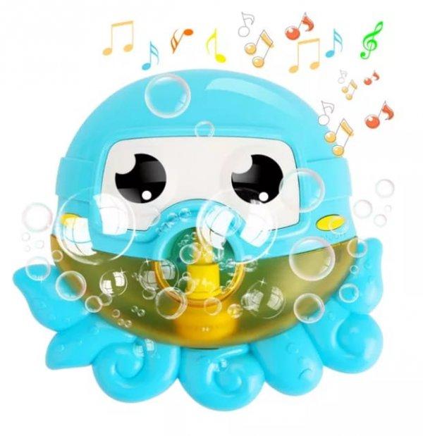 Caracatita cu spuma Octopus Bubble 2