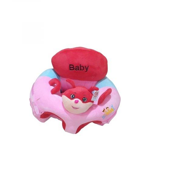 fotoliu din plus pink baby