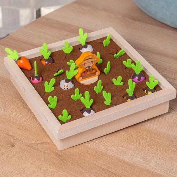 joc de memorie culege legumele 1