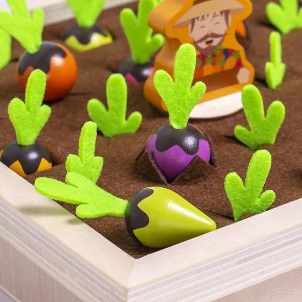 joc de memorie culege legumele 10