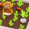 joc de memorie culege legumele