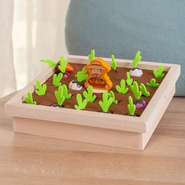 joc de memorie culege legumele 11