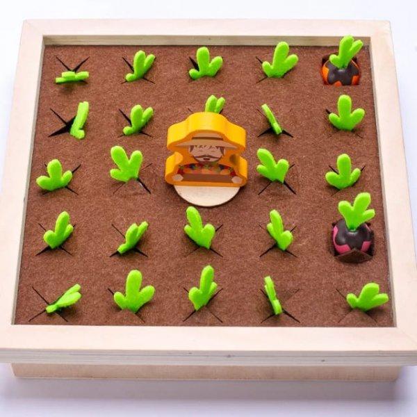 joc de memorie culege legumele 3