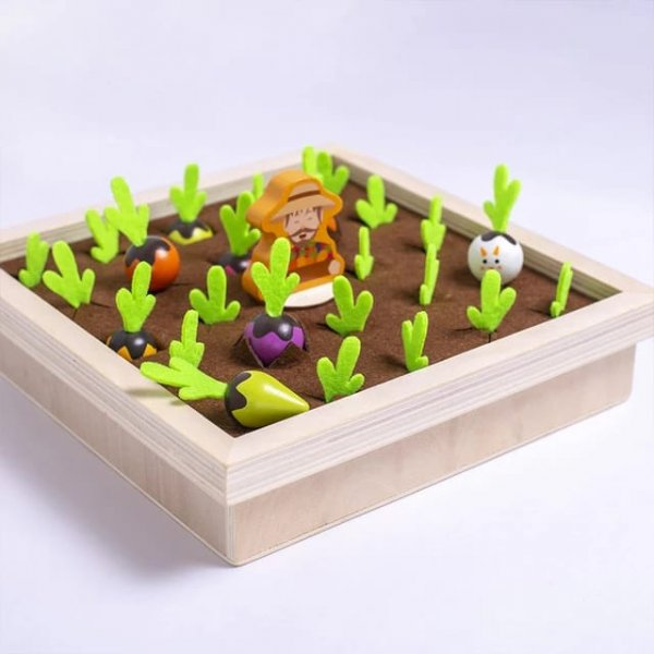 joc de memorie culege legumele 5