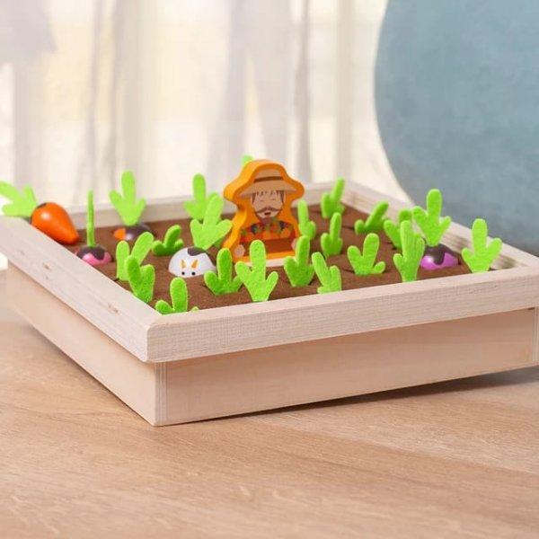 joc de memorie culege legumele 6