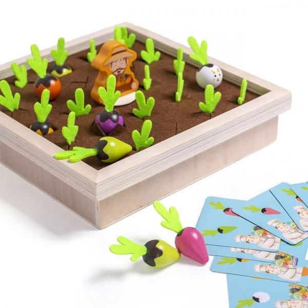joc de memorie culege legumele 7