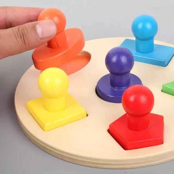 joc educativ sortator forme geometrice 1
