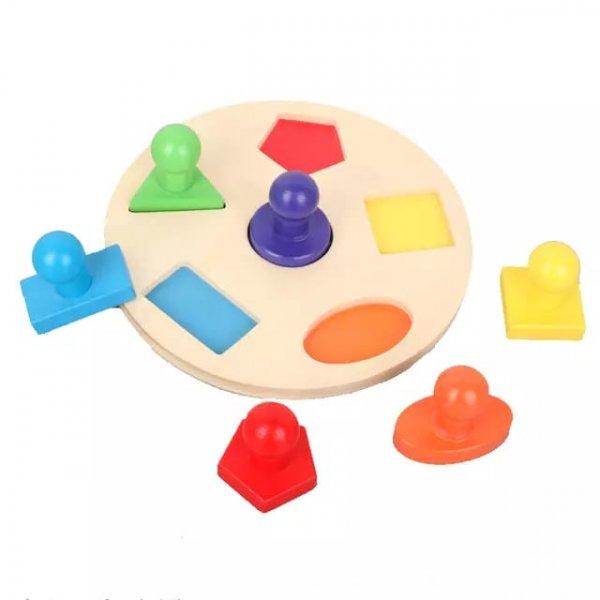joc educativ sortator forme geometrice 3