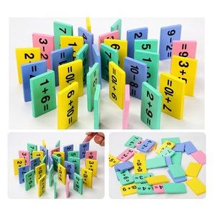 joc montessori 2in1 arithmetic domino 4