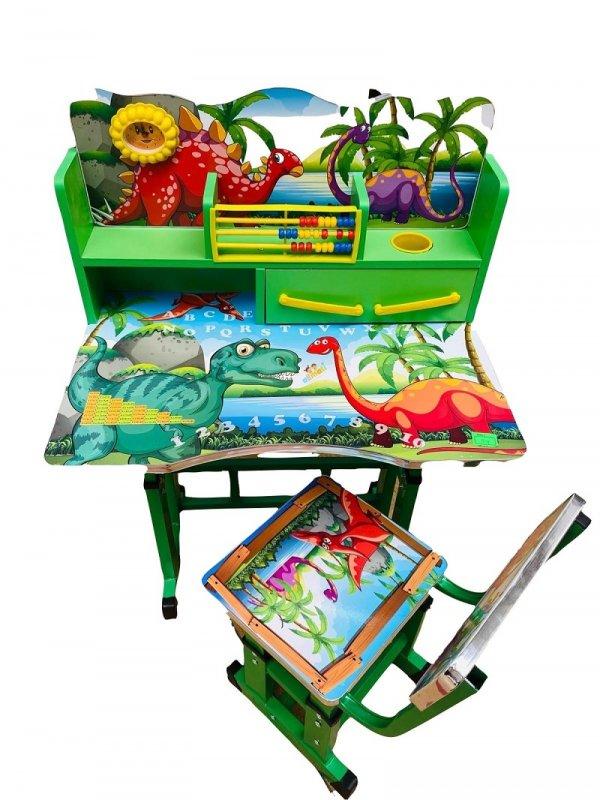 birou copii dinozauri