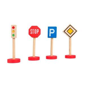 indicatoare de circulatie din lemn