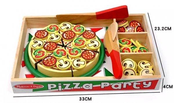 joc de rol pizza party