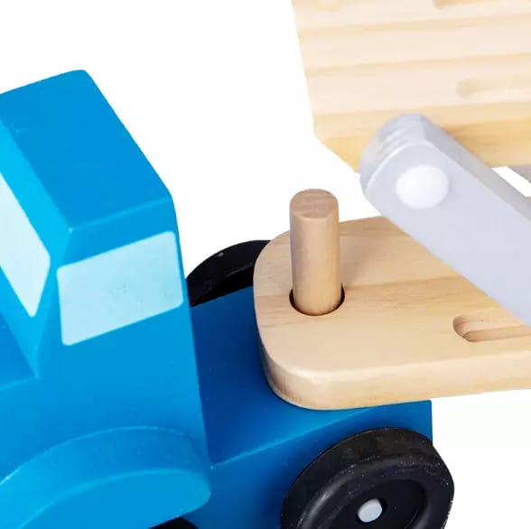 joc din lemn transporter truck 1
