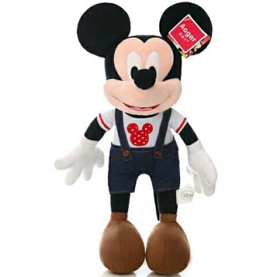 minnie si mickey mouse in costum de blugi 2