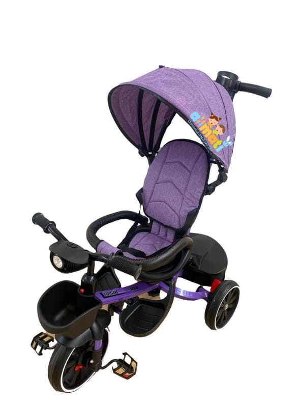 tricicleta copii 0 48 luni mov 1
