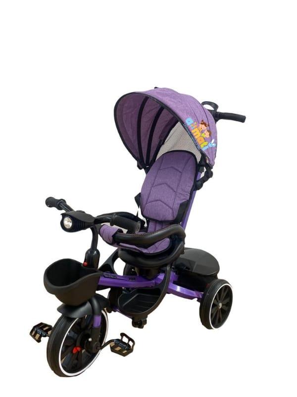 tricicleta copii mov