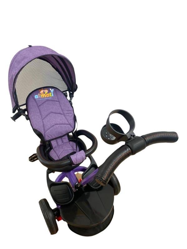tricicleta copii 0 48 luni mov