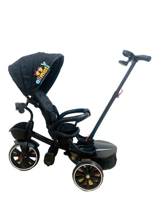 tricicleta copii 6 48 luni negru 1