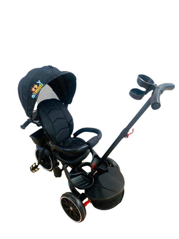 tricicleta copii 6 48 luni negru 4